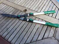 Nice pair of Shears with extending handles