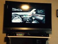 52inch Sony flat screen with Bluetooth speaker system
