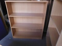 Office shelves / bookcase /lever arch
