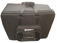 Original Yamaha Stagepas 500 Carrying Bag with Castors as New