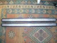 Disco Lights ADJ Mega Bar x2