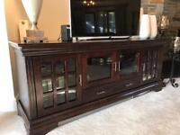Mahogany Hallway Dresser Immaculate Condition