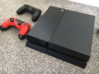 Sony PlayStation 4 PS4 500gb extra controller.
