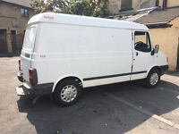 Ldv pilot van diesel with low mileage good condition for the age