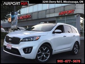 2016 Kia Sorento SX DEMO, 3.60% interest OAC