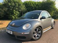 2007 57 VW Beetle Luna 75PS * 1.4 litre Petrol * Manual *Full MOT* Looks Fantastic Real Head-Turner