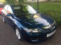 Mazda 6 - Dark blue - 5 Door Hatchback - reliable runaround