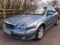 Jaguar X-Type 2.1 V6 SE 4dr HPI CLEAR,