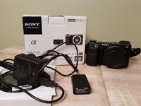SONY NEX 6 Mirrorless Camera with 18-55mm Zoom lens