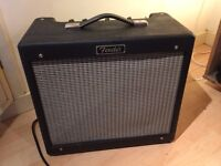 Fender Blues Junior JR III Guitar Amp used with soft cover included