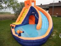 Portable children's party water slide and pool Rental Daily
