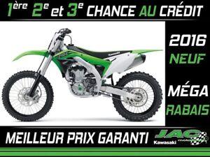 2016 Kawasaki KX450F Défiez nos prix 2017 2018 en inventaire