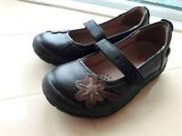 Girls garvalin shoes size 11