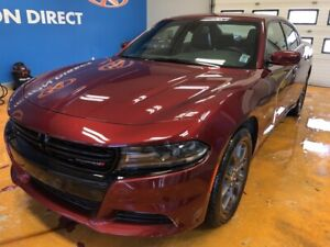 2018 Dodge Charger GT AWD/ LEATHER/ POWER ROOF