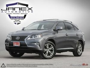 2013 Lexus RX 350 ACCIDENT FREE   HEATED LEATHER MEMORY SEATS...