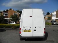 2010 FORD TRANSIT 2.4 TDCI 100 PS LONG WHEEL BASE T 350L HIGH TOP