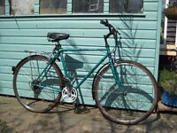 Raliegh Pioneer 6 speed mens bicycle