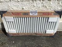 Radiators - 1 single and 1 double