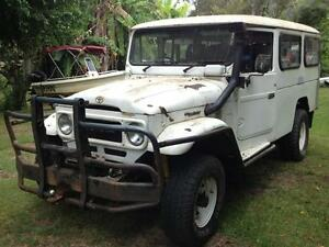1983 FJ45 Long Wheel Based Toyota Land Cruiser Nerang Gold Coast West Preview