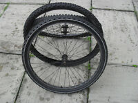 Bike wheels 26 inch