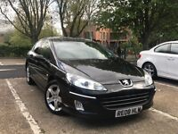 Peugeot 407 HDI Very Low Miles Automatic Cheap Bargain