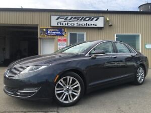 2013 Lincoln MKZ V6-AWD-NAVIGATION-SUNROOF-NEW TIRES-LEATHER