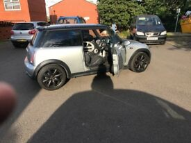 Mini Cooper S FSH MOT TILL MARCH 2018