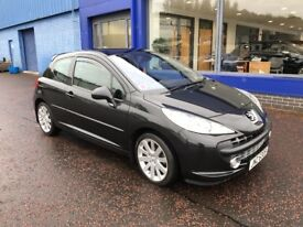 2007 Peugeot 207 GT 110 hdi 3dr