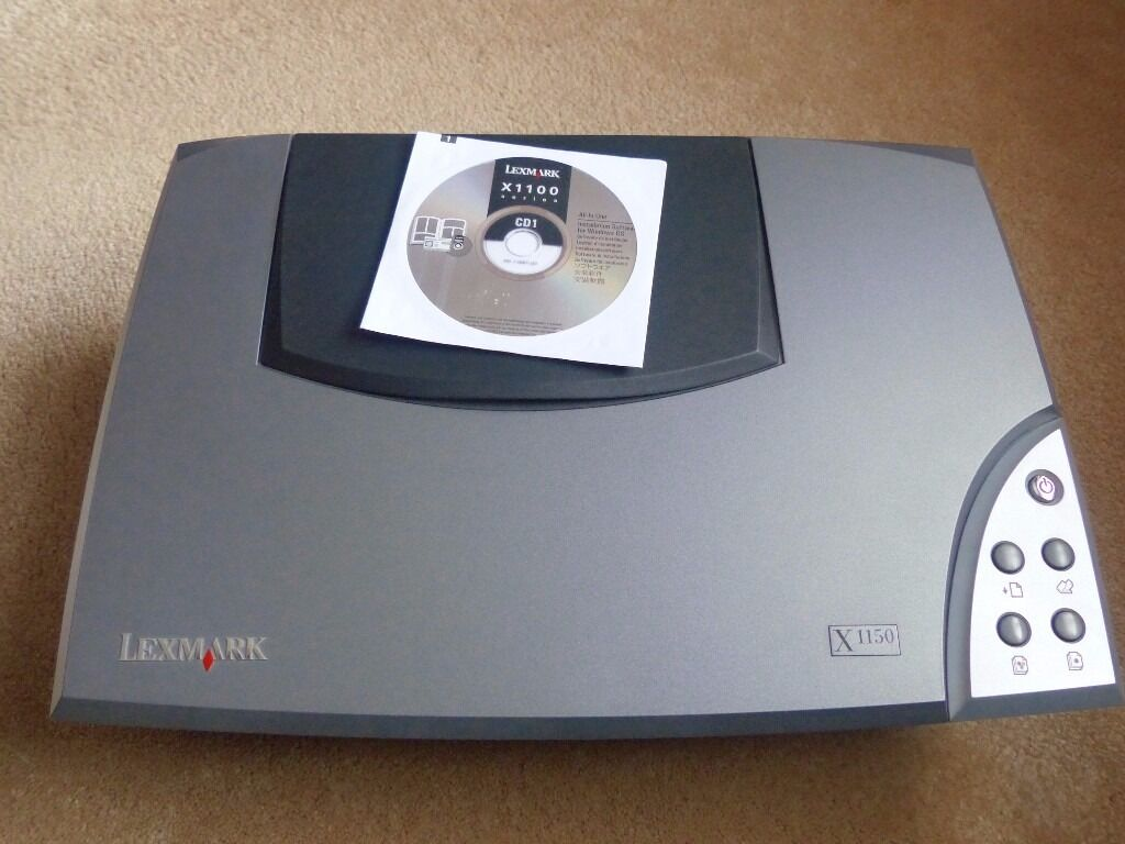 Lexmark x1150 series driver windows 7 programsnt.