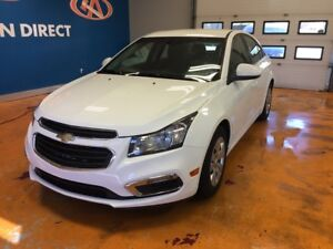2016 Chevrolet Cruze Limited 1LT AUTO/ AIR! FINANCE NOW!