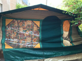 Cabanon Frame Tent, 6 berth, excellent condition