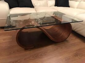 Tom Schneider Swirl Coffee Table
