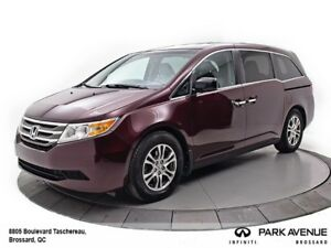 2012 Honda Odyssey **EX-L** 7 PASSAGER CUIR TOIT MAGS