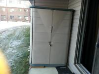 Small Rubbermaid Storage Shed
