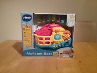 Vtech alpha boat new