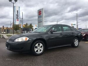 2012 Chevrolet Impala LS ~Power Seat ~Strong and Efficient Engin