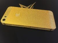 iPhone 5S 6 6S 7 8 X Customisation - Luxury iPhone 5S - stand out with a unique iPhone