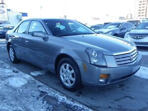 2006 Cadillac CTS 2.8L V6|LEATHER|SUNROOF|ONLY 65,000KMS!