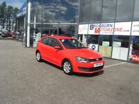 2011 11 VOLKSWAGEN POLO 1.2 SE 3d 70 BHP **** GUARANTEED FINANCE ****
