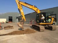 Groundwork,Civils and Plant Hire Contractor Available