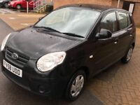 KIA PICANTO 2009 1.0 LOW MILEAGE ** CHEAP INSHURENCE ** CORS, POLO, CLIO, ASTRA, 12 MONTH MOT**