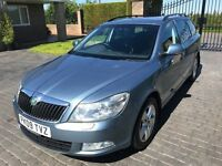 \\\\ 09 SKODA OCTAVIA ELEGANCE 1.9 TDI ESTATE \\\\ IST CLASS CONDITION ONLY £3499 CHEAP CAR