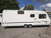 SOLD!!!! 2006 Sterling Vitesse 600/6 Berth Twin Axle Fixed side bunks with motor mover!!