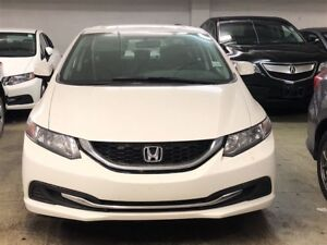 2013 Honda Civic Sedan EX 5MT - ACCIDENT-FREE, 1 OWNER
