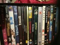 Job lot 3000 DVDs some new