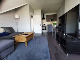 Top floor two bedroom flat, newly renovated
