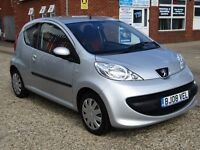 Peugeot 107 1.0 12v Urban Move 3dr very low mileage 37000 only