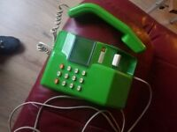 Retro bt viscount landline telephone
