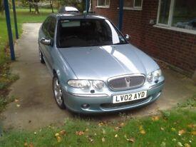 ROVER 45 V6 24V 2LTR 2002