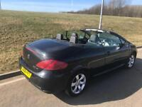 Peugeot 307 Coupe Convertible